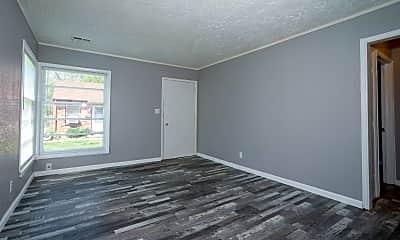Living Room, 1836 S Hiram St, 1