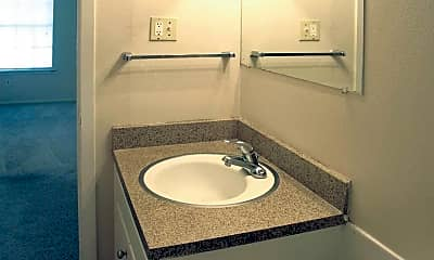 Bathroom, Middleton Place, 2