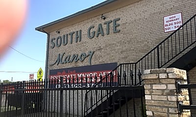 South Gate Manor, 1