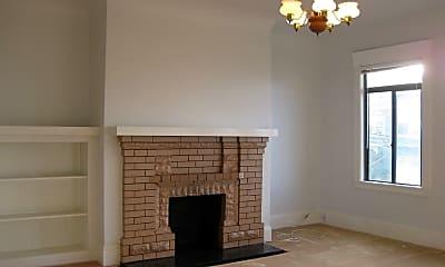 Living Room, 1434 Funston Ave, 0