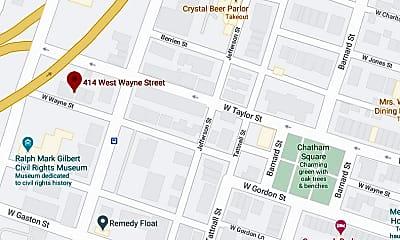 Bathroom, 418 W Wayne St, 2