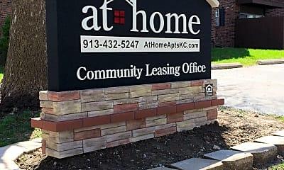 Community Signage, 5954 Woodson Rd, 2