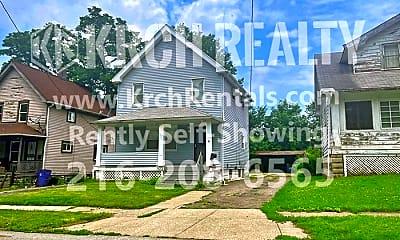 Community Signage, 7613 Jeffries Ave, 1