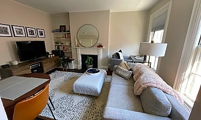 Living Room, 49 S Russell St, 1