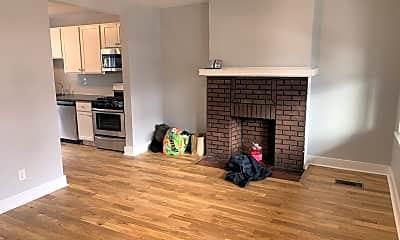 Living Room, 1721 Morningside Ave, 1