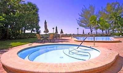 Pool, 1100 Benjamin Franklin Dr 305, 2