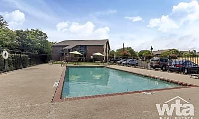 Pool, 1101 Sam Bass Cir, 0