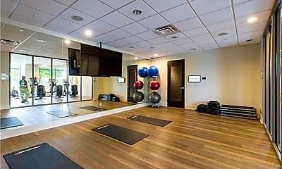 Fitness Weight Room, 270 17th St NW 1602, 2