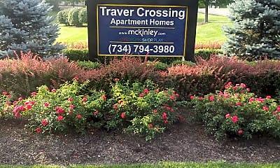 Traver Crossing, 1