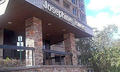 Josephine Towers, 1