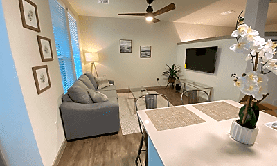 Living Room, 7616 W Courtney Campbell Causeway, 1