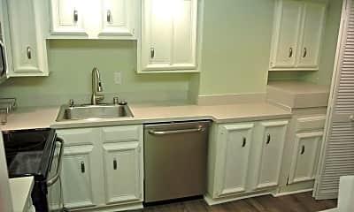 Kitchen, 2405 I St NW 2B, 0