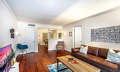 Living Room, 6018 E University Blvd, 1
