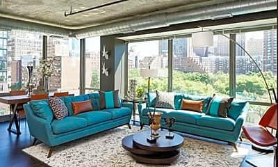 Living Room, 902 S Clark St, 0