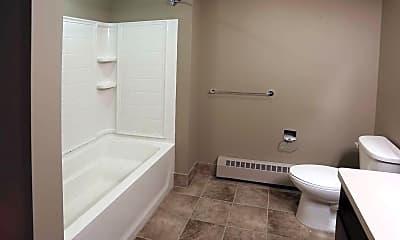 Bathroom, The Graystone, 2