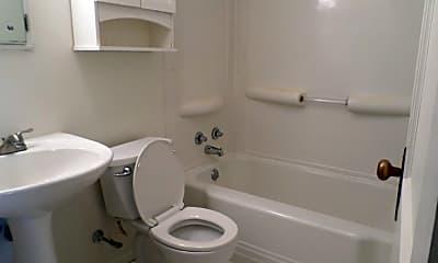 Bathroom, 804 Laramie St, 1