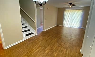Living Room, 907 B Ash Street Extension, 1