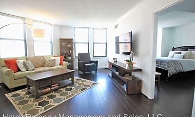 Living Room, 1201 N Garfield St, 0