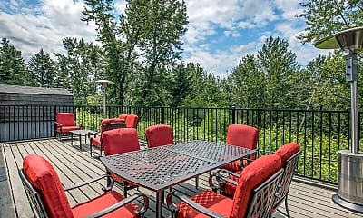 Patio / Deck, Valley Vista, 1
