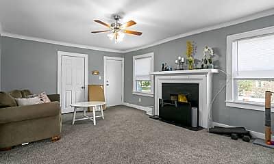 Living Room, 4901 Troostwood Rd, 0