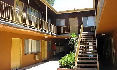 Eucalyptus Apartments, 1