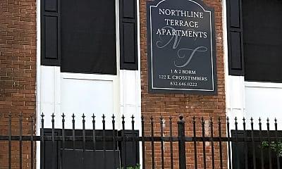 Northline Terrace, 1