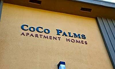 Building, Elan Coco Palms, 1