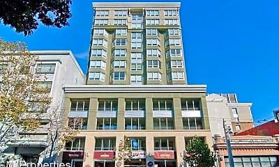 Building, 750 Van Ness Ave, 1
