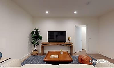 Living Room, 1439 Armacost Ave, 0