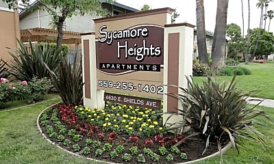Sycamore Heights, 1