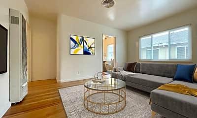 Living Room, 2308 X St, 0