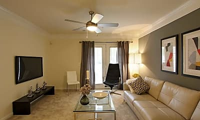 Living Room, The Point at Dulles, 1