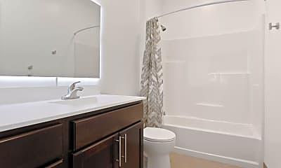 Bathroom, 2810 Park Ave 106, 2