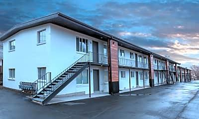 Building, 825-827 E 600 S, 1