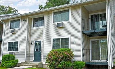 Building, Salem and Gloucester Village Apartments, 1