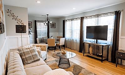 Living Room, 331 N Cordova St, 1