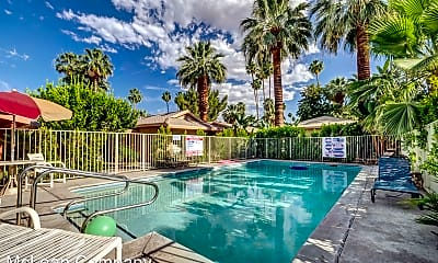 Pool, 350 E Palm Canyon Dr, 1