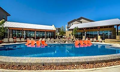 Pool, Ocotillo Apartments, 0