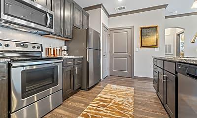 Kitchen, Reata West Apartments, 1
