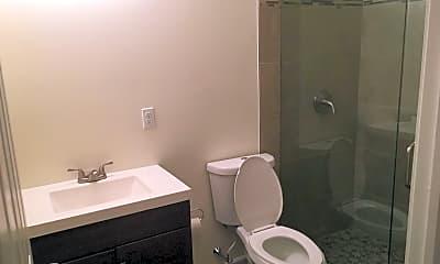 Bathroom, 2408 E York St 2, 2