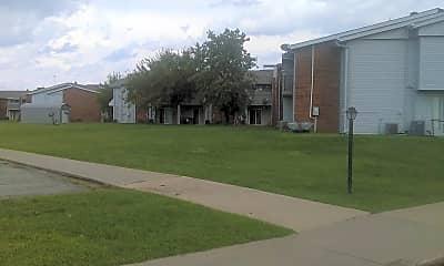 Glenwood Apartments, 1