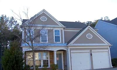 Building, 6325 Whirlaway Dr, 1