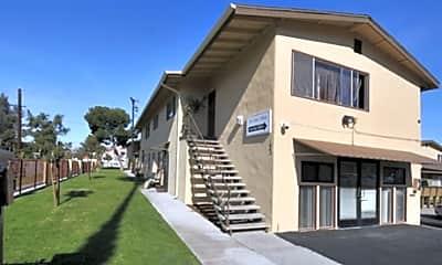 Building, Del Amo Village Apartments, 1