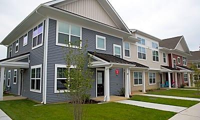 Building, Riverwoods at Denton, 1