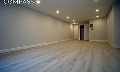 Living Room, 312 E 85th St 1-B, 1