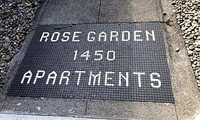 Rose Garden Apartments, 1