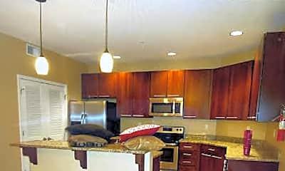 Kitchen, 422 East Kirkwood Avenue, Apt 201, 1