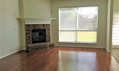 Living Room, 8217 Rayburn Lane, 1