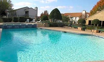 Pool, Summit Ridge Apartments, 1