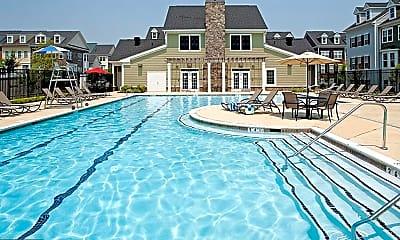 Pool, 5916 Charles Crossing, 2